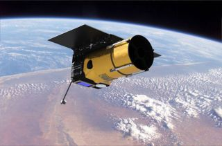 Arkyd Telescope Artist's concept