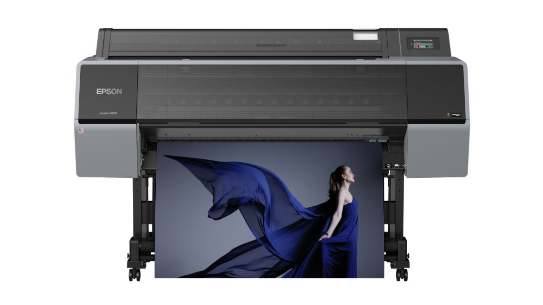 Epson's new SureColor printers promise speedy and 'stunning' quality wide-format prints