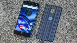 Moto Z Android Oreo update could arrive in a few weeks | TechRadar