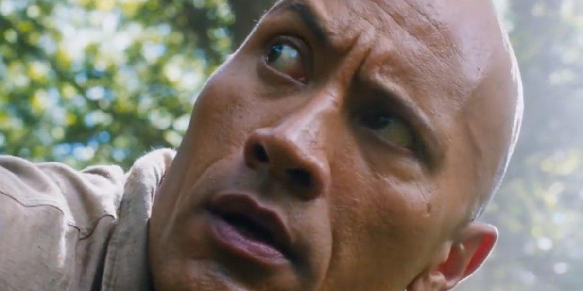 Jumanji: Welcome to the Jungle Dwayne Johnson
