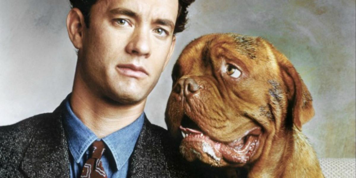 Turner & Hooch Tom Hanks Scott Turner Hooch Beasley the Dog Touchstone