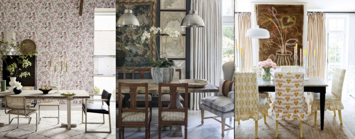 Dining room wall ideas – 15 decor tips to dazzle your dinner guests