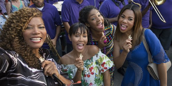 Flossy Posse Girls Trip 2 Queen Latifah Jada Pinkett-Smith Tiffany Haddish Regina Hall