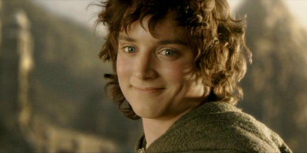 Frodo Elijah Wood Lord of the Rings