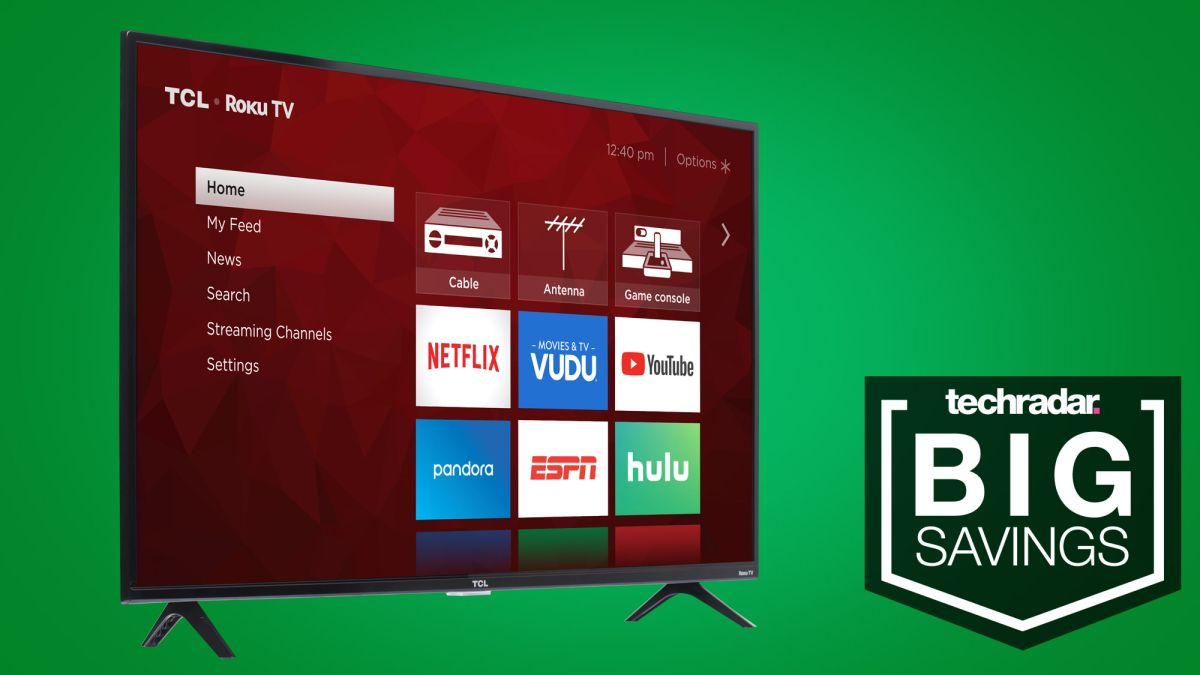 Cheap 4K TV deals at Best Buy: save on Samsung, LG, Sony, and more - TechRadar India