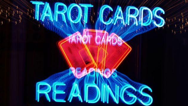 How a tarot card reading changed my life - for the better