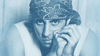 a portrait of steve van zandt