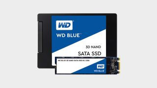 WD Blue 500GB SSD cheap