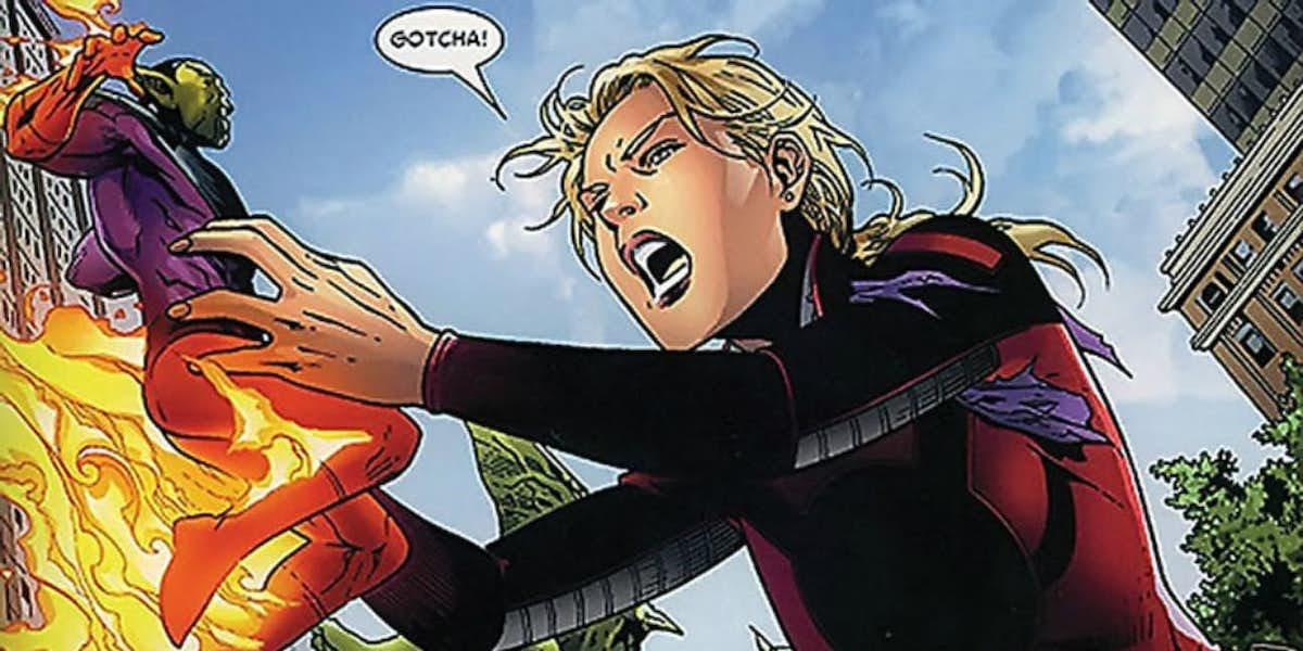 Cassie Lang in the Marvel Comics