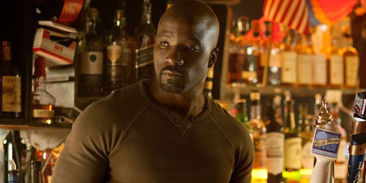 Mike Colter as Luke Cage in Luke Cage.
