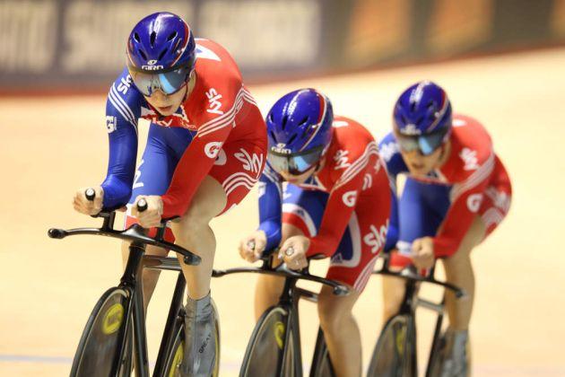 Great Britain women's team pursuit 2012 track worlds.jpg