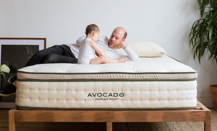 best organic mattress - avocado mattress