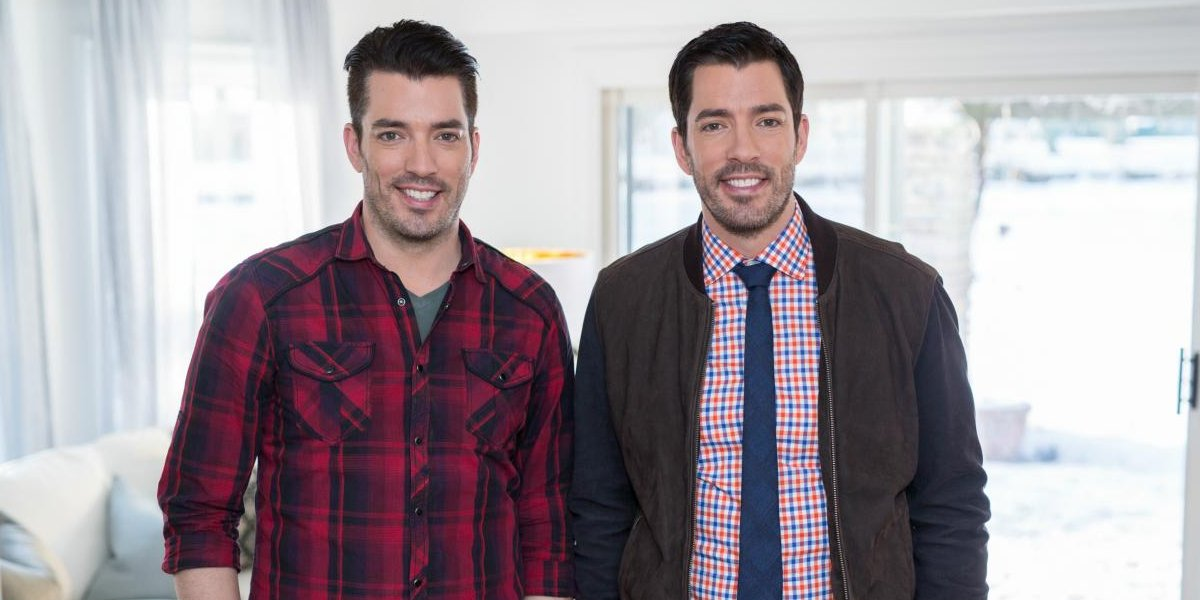 Jonathan and Drew Scott on Property Brothers