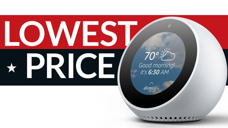Echo Spot UK Deal Price