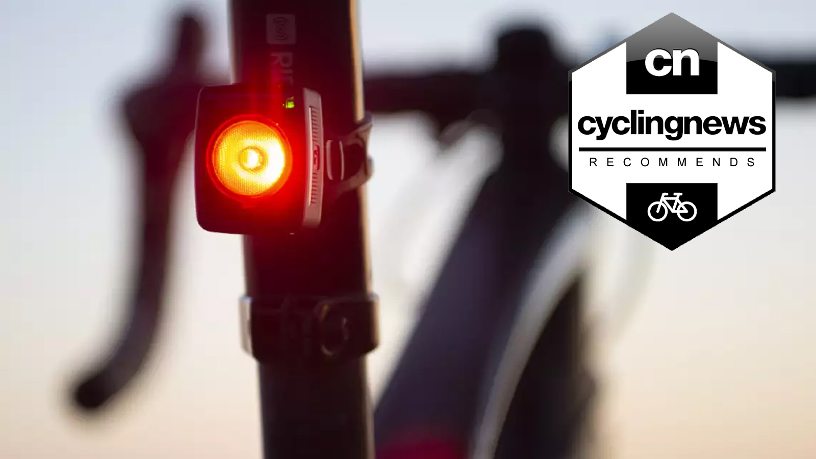 New 5 LED Bicycle Safety Light with attachment Rear Bike Light Red 2 Function