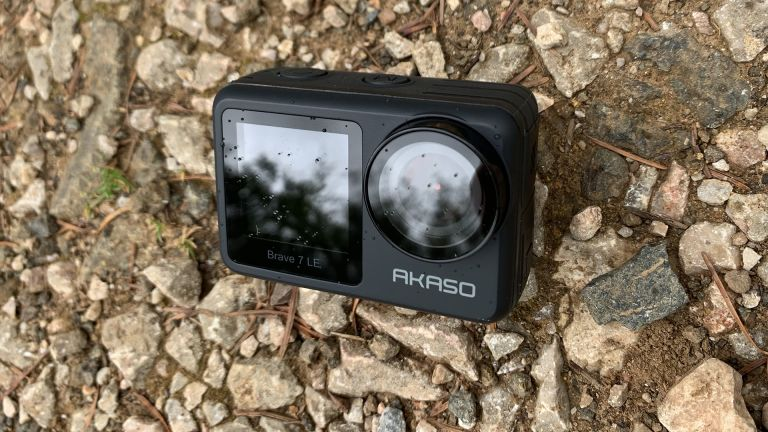 best cheap action camera: Akaso Brave 7 LE