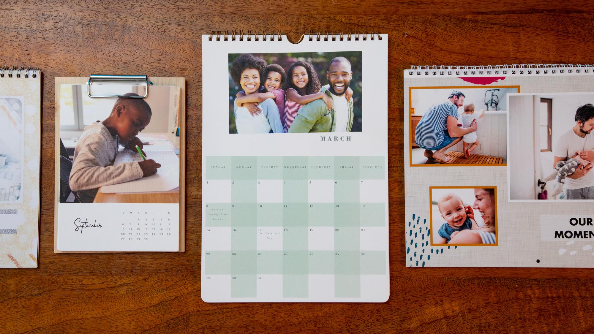 Best Photo Calendars 2020 Tom S Guide