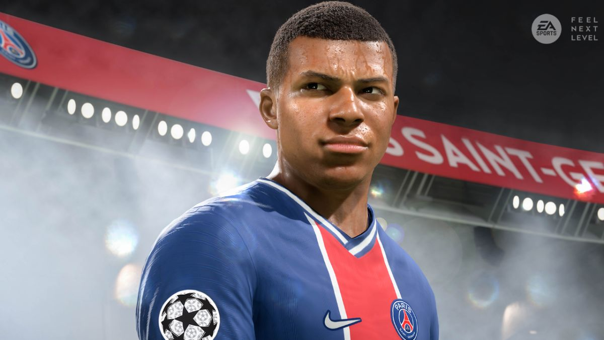 FIFA 21 for PS5 uses DualSenses adaptive triggers to