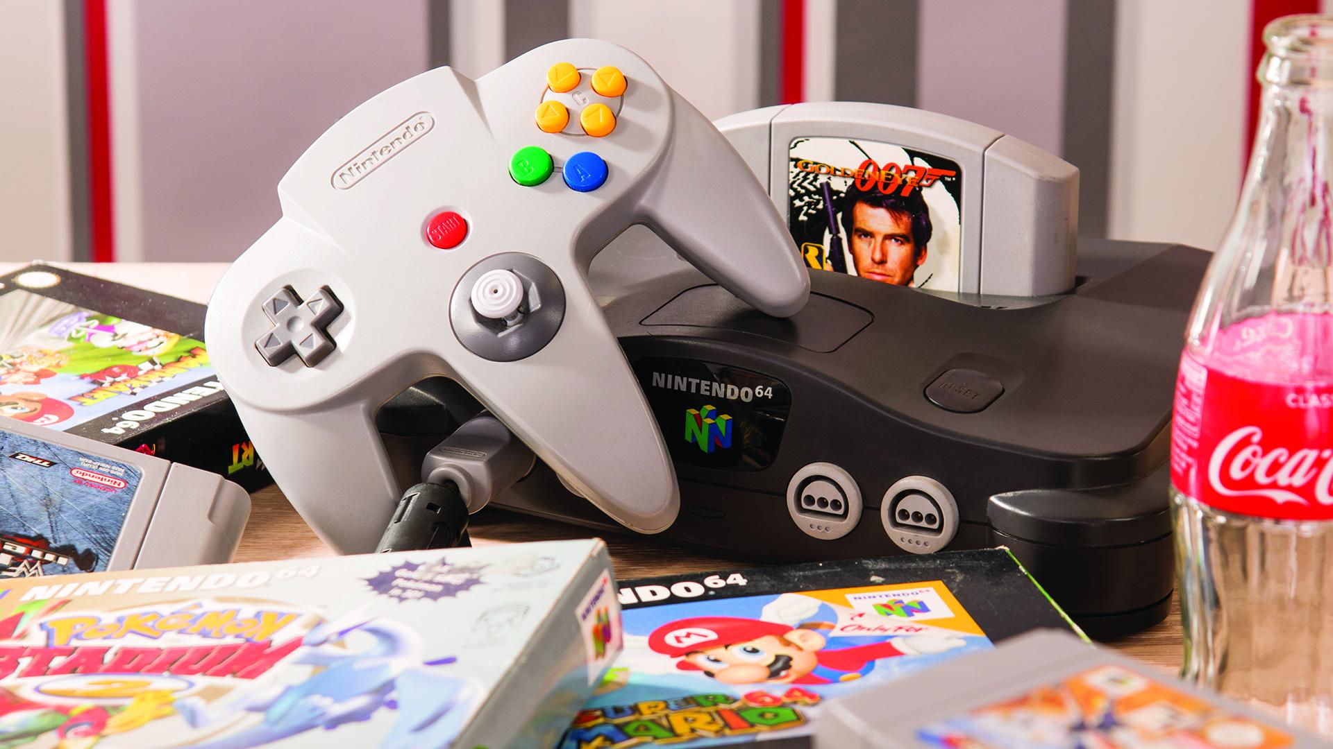 The best N64 games of all time | GamesRadar+