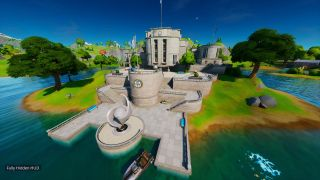fortnite agency hatches locations swim