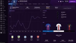 Football Manager 2021 logo packs