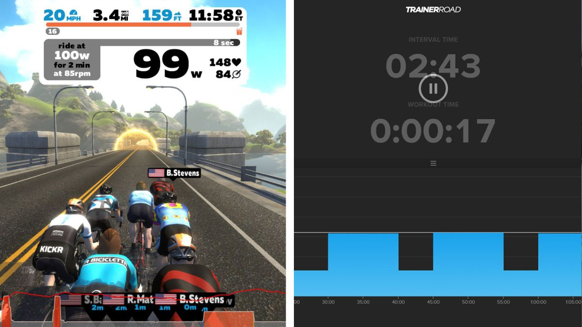 Zwift vs TrainerRoad: An indoor cycling head to head - Cyclingnews.com