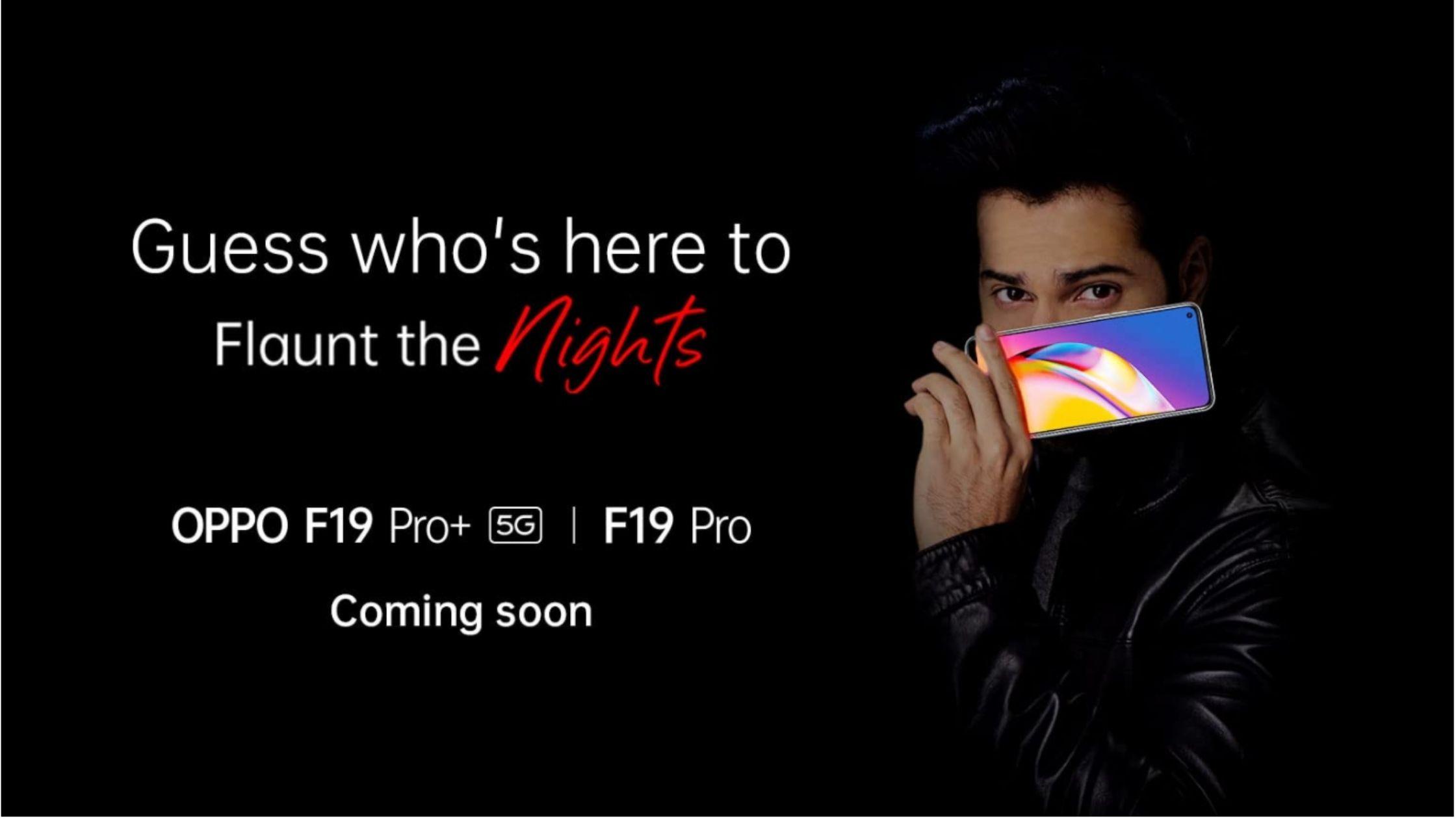 Oppo F19 series