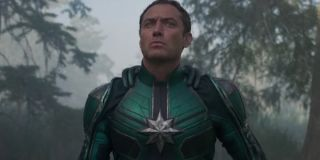 Jude Law as Mar-Vell in Captain Marvel