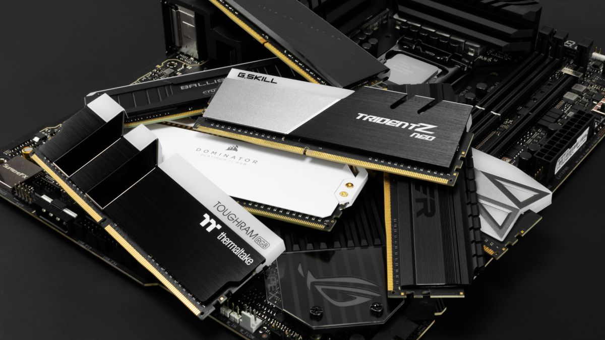 Best RAM 2021: Desktop DDR4 Memory for Gaming and Productivity