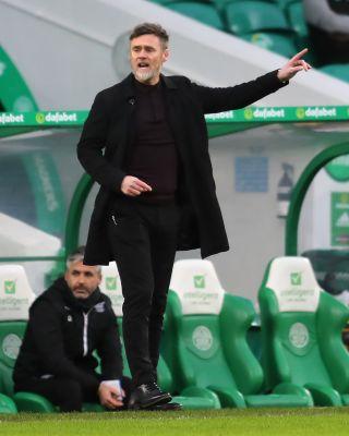 Celtic v Motherwell – Scottish Premiership – Celtic Park