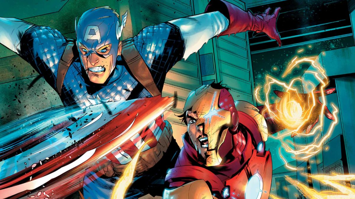 """Captain America and Iron Man will be """"beaten within an inch of their lives"""" by a deadly new villain this August"""