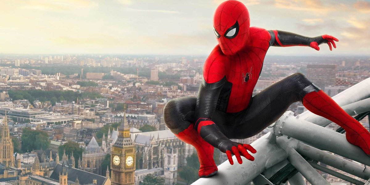 Spider-Man 3: Here's When And Where Tom Holland's Movie Will Film - CINEMABLEND