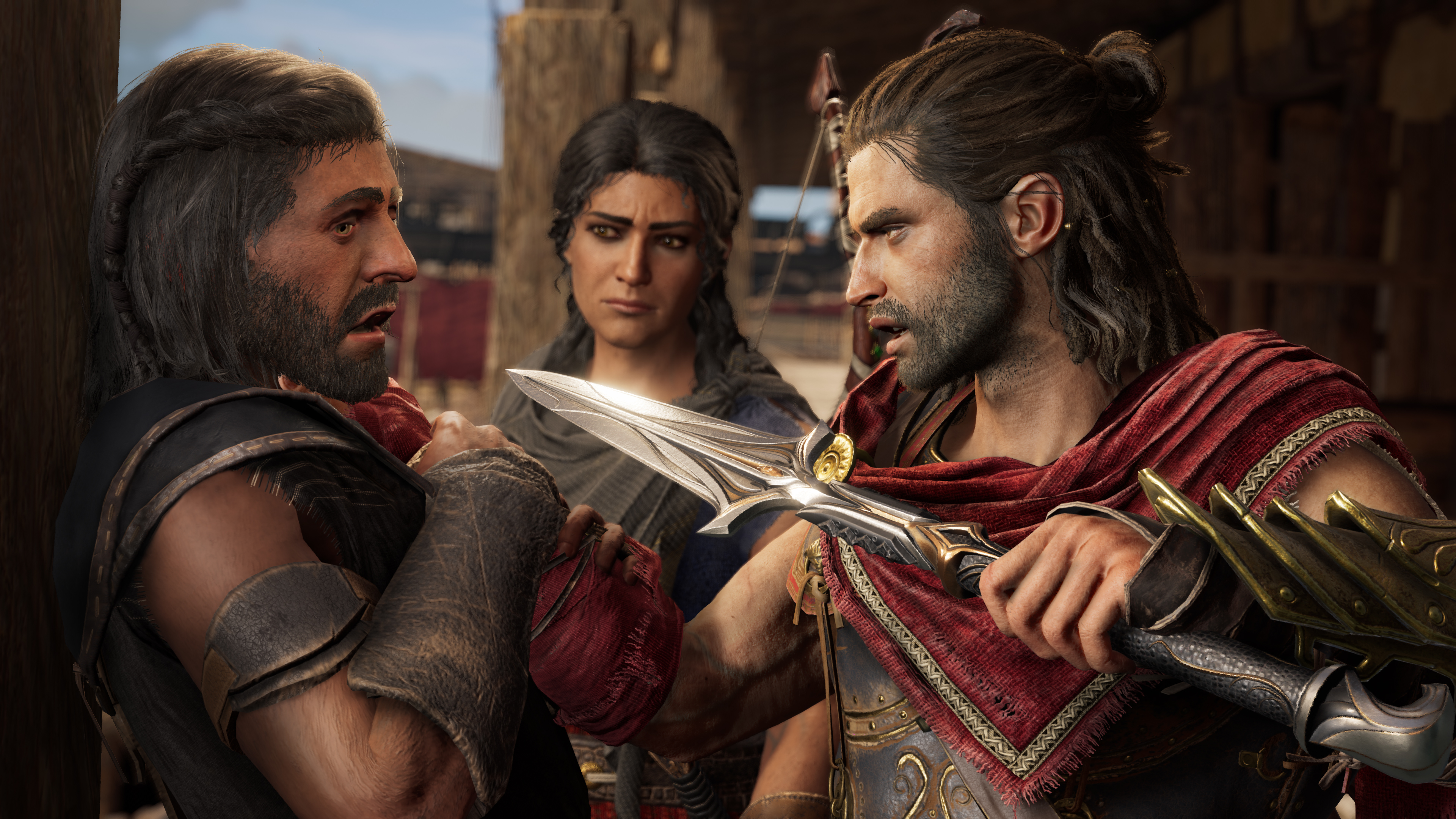Controversial Assassin S Creed Odyssey Dlc Gets Patched With