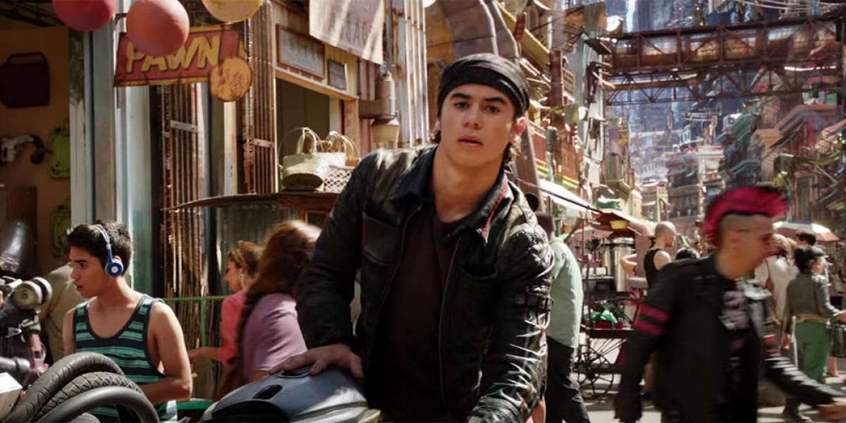 Keean Johnson - Alita: Battle Angel