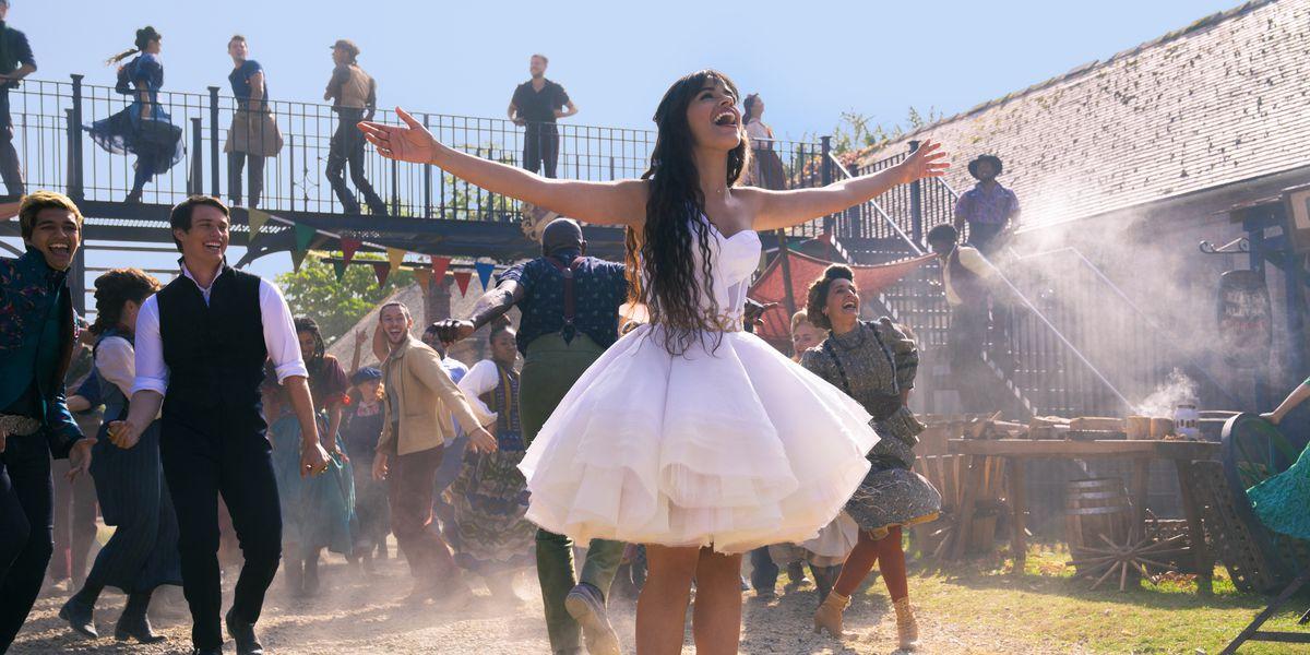 Camila Cabello in Cinderella.