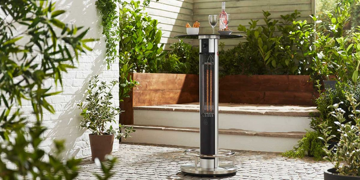 These are the best patio heaters to keep you warm outdoors