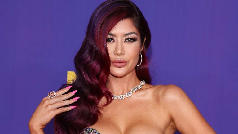 In this image released on May 17, Kim Lee attends the 2021 MTV Movie & TV Awards