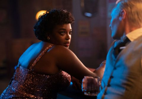 Wunmi Mosaku gets an offer she can't refuse in 'Lovecraft Country.'