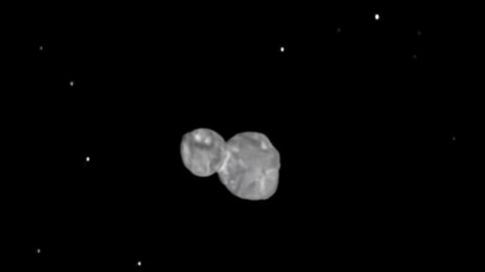Queen Guitarist Brian May Scores Ultima Thule Flyby Time-Lapse Video