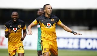 Samir Nurkovic of Kaizer Chiefs