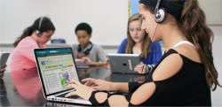Digital Textbooks Help District Educators Provide Students with Personalized Learning Experience