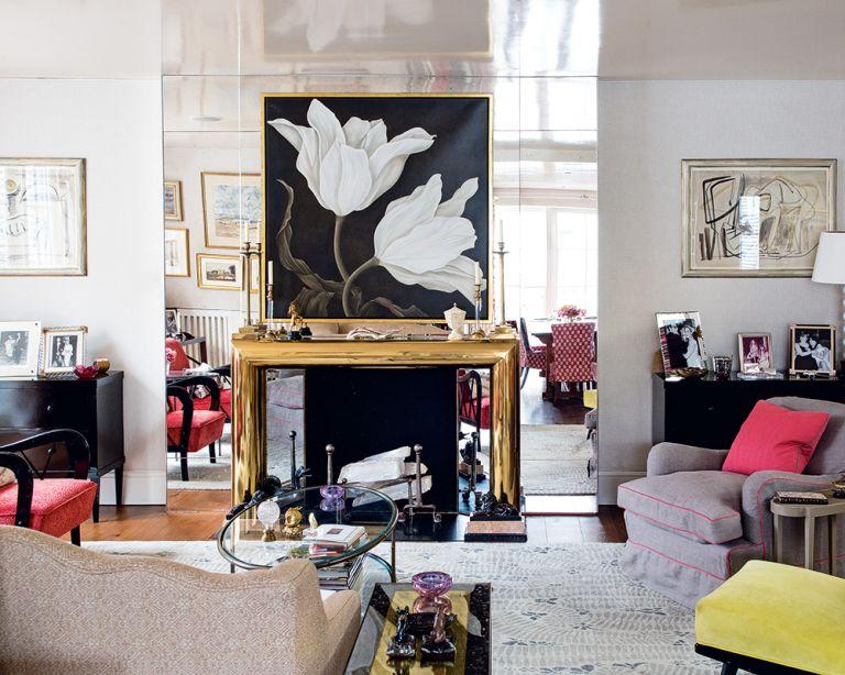 Nina Campbell London home