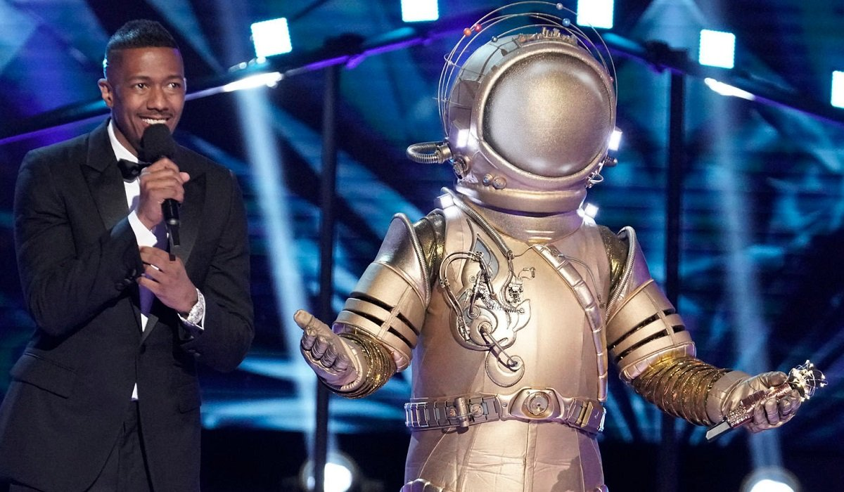 The Astronaut The Masked Singer Fox
