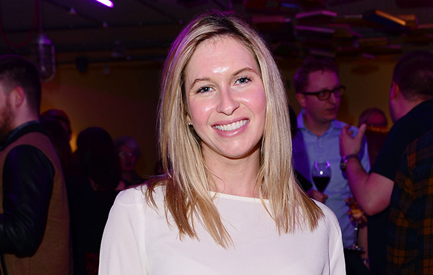 Ex EastEnders star Brooke Kinsella works with soap as it prepares to tackle knife crime