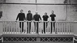 A press shot of The Pineapple Thief