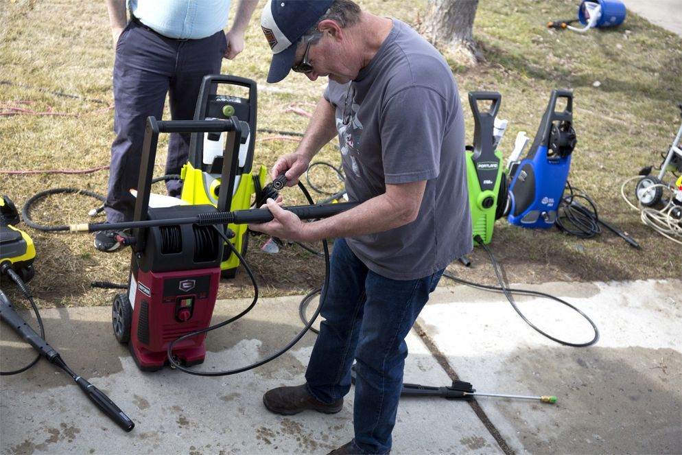 Craftsman CM1800 Pressure Washer Review - Pros and Cons