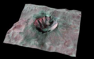 Cornelia Crater
