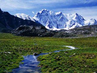Xinjiang Tianshan mountain system