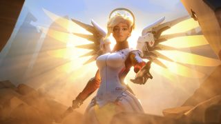 Overwatch Mercy character – tips and tricks