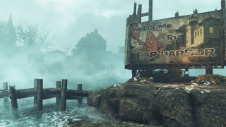 games, bethesda, Fallout 4, DLC, Far Harbor, out now
